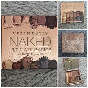 ✨ Urban Decay Naked Ultimate Basics Palette ✨
